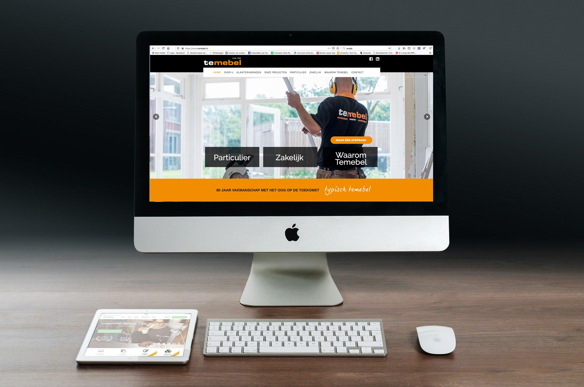 Te mebel website